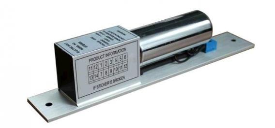 Electric Bolt Lock Safe Durable Aluminium Alloy Design