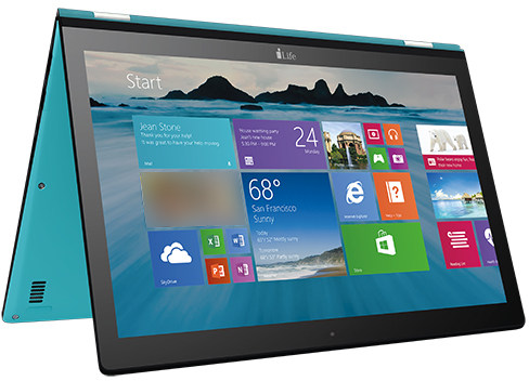 Zed Note i-Life Quad Core 2GB RAM 11 6 Inch Notebook