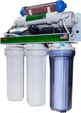 Heron GRO-060-M Mineral RO 6 Stage Water Purifier System