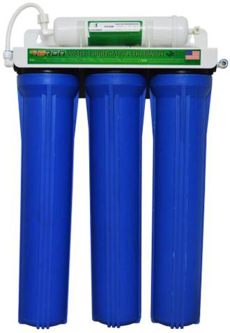 Heron G-WP-401-20 Four Stage 3 Gallon Home Water Purifier