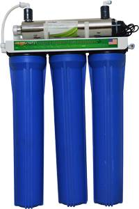 Heron G-UV-401-20 Four Stage Ultra Violet Water Purifier