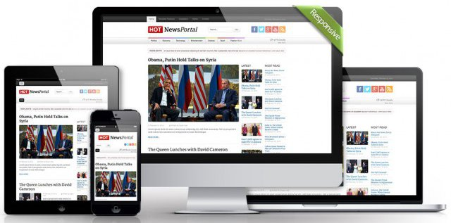 E-Portal Master Online News Portal Development Software