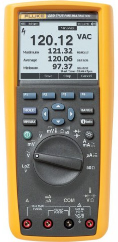 Fluke 289 Electronics Logging True RMS Handheld Multimeter