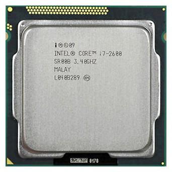 Intel Core i7-2600 2nd Gen 3.4 GHz Quadcore Processor