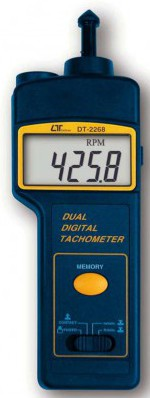 Lutron DT-2268 Contact / Non Contact Quality Tachometer