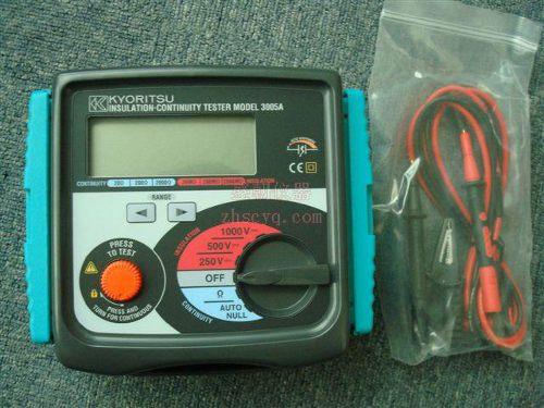 Kyoritsu 3005a Digital Insulation Continuity Tester Price