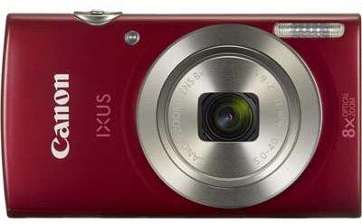 Canon IXUS 175 8x Optical Zoom 20MP 2.7