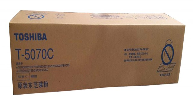 Toshiba T-5070P/C Photocopier Ink Toner