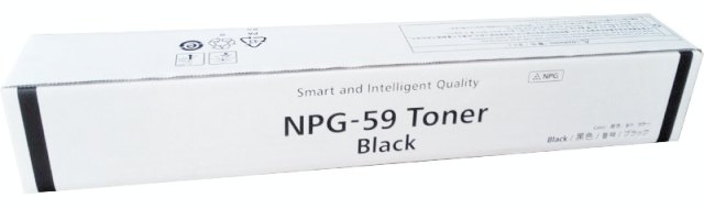 Canon NPG-59 Black Copier Laser Toner Cartridge