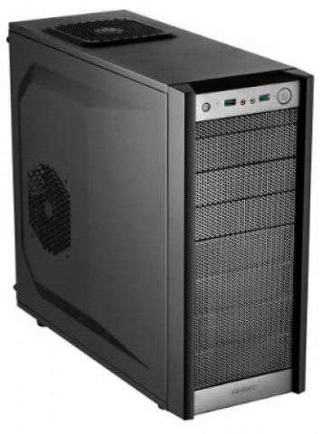 Antec One Mid Tower 10 Drive Bay Heavy Gaming Desktop