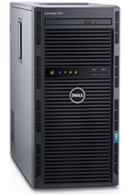 Dell PowerEdge T130 Intel Xeon Processor 4-Core Tower Server