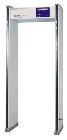 Walk Through Metal Detector Six Mutual Zones XYT2101A2