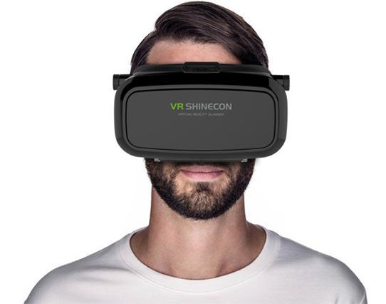 VR Shinecon Comfortable Virtual Reality 3D Glass Headset