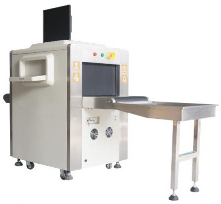 Secuscan AT-5030C Integrated X-Ray Baggage Scanner