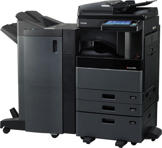 Toshiba E-Stuido 4508A 45PPM Monochrome Copier Machine