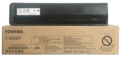 Toshiba T-3008P Genuine Black Copier Toner Cartridge