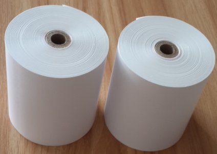 Thermal Paper Roll For Mobile Pos Machine 56mm x 35 mm
