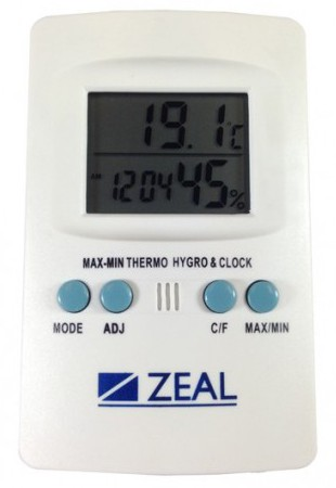 Zeal PH1000 Higher Accuracy LED Digital Thermometer