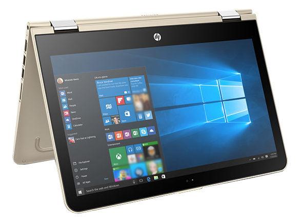 HP Pavilion X360 13-U130TU Core i5 7th Gen 2-In-1 Laptop