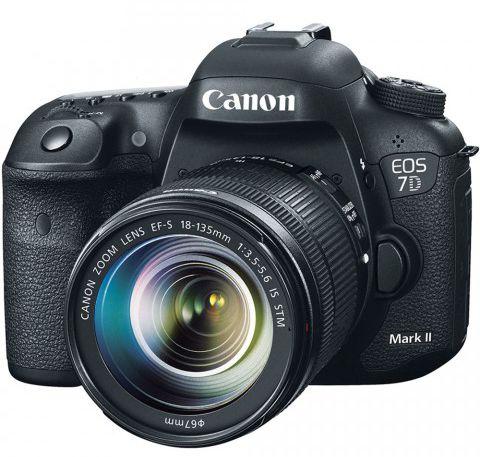 Canon Eos 7d Mark Ii Dslr Camera 18 135 Is Stm Lens Price Bangladesh