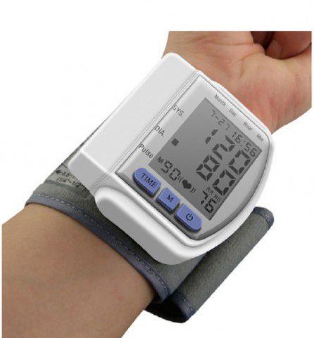 Wrist Blood Pressure Machine LCD Digital Display