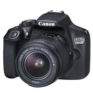 Canon EOS 1300D Wi-Fi 18-55mm Lens 18MP FHD DSLR Camera