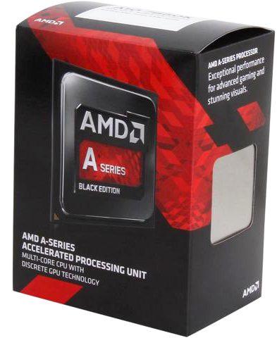 amd a10 7700k apu 3.4ghz 95w black edition pc processor