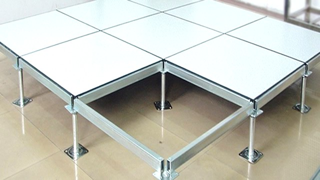 Atflor hpl decorated panel raised floor system price for Elevated floor