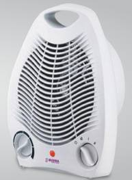 Power Room Heater 2000w Cool Touch Housing 2 Settings