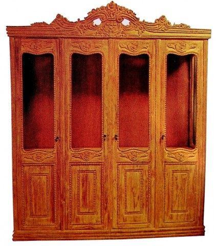 Al Modina Amfshow 20 Shegun Wood Showcase Furniture Price Bangladesh Bdstall