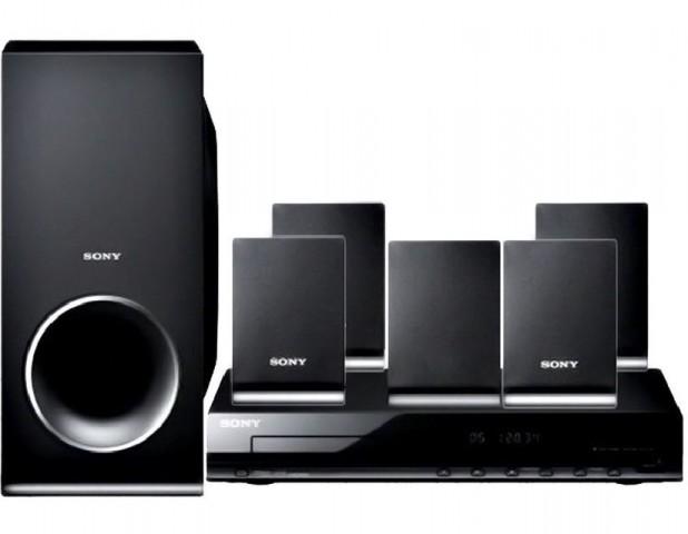 Sony DAV-TZ140 5.1 Home Theater System DVD Player