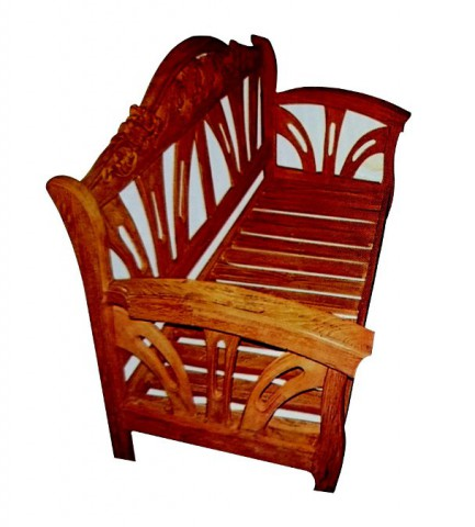 Al Modina AMFSOFA 34 Five Seated Sofa Set Furniture