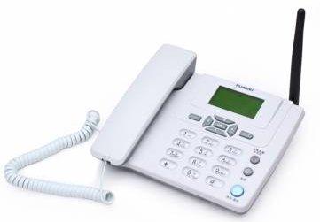 Huawei ETS3125i Single SIM Wireless Desktop Telephone