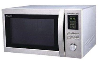 Sharp R 84a0 St V Full Convection 25 Liter Microwave Oven