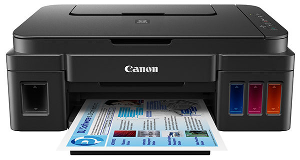 Canon Pixma G2000 All In One Tank System Color Printer