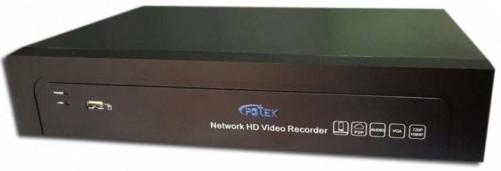PoTek PTK-N6816 NVR Cloud 16 Channel Network Video Recorder