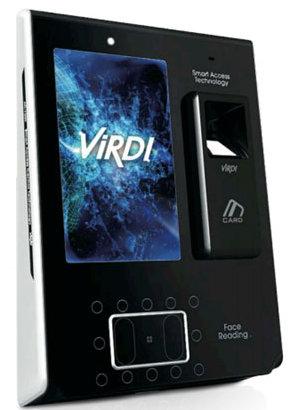 Virdi AC-7000 Face Recognition Access Controlar TA Machine