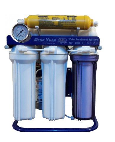 Deng Yuan 281C Blue 5-Stage RO Water Purifier