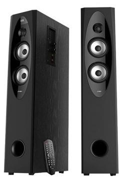 F&D T-60X Full Range 110W Wireless Bluetooth Tower Speaker