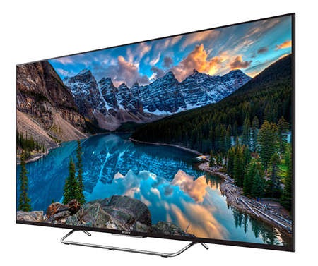 Sony Bravia W800C Full HD 50'' 3D Wi-Fi Smart Television