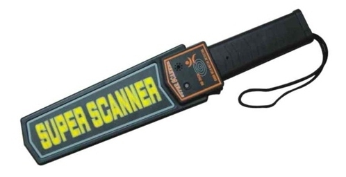 Super Scanner MD-3003B1 Hand-Held Metal Detector