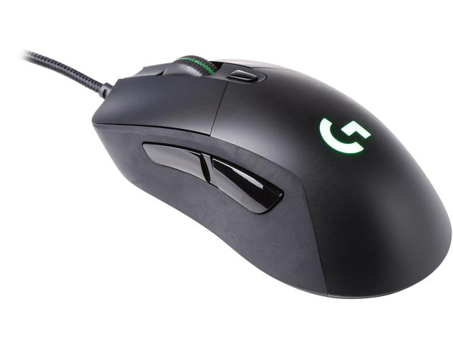 9694eff131f Logitech G403 Prodigy Wired Programmable Gaming Mouse Price Bangladesh :  Bdstall