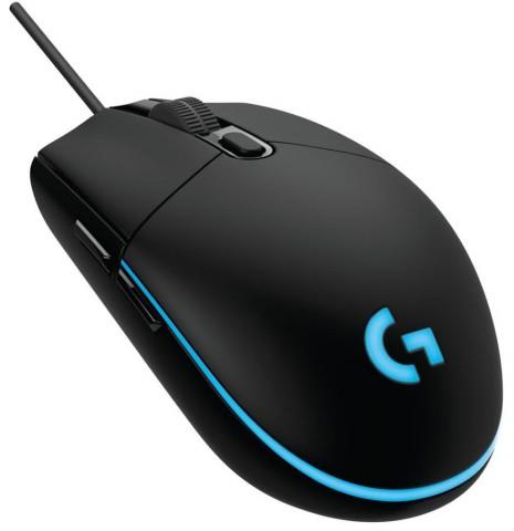 Logitech G102 Prodigy 16.8M LED Classic Gaming Mouse