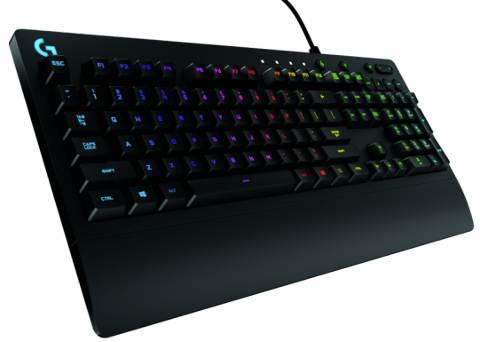 Logitech G213 Prodigy 12 Function keys Gaming Keyboard