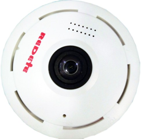 Red Eye FV-3601 Wi-Fi 360 Fisheye Panoramic Camera