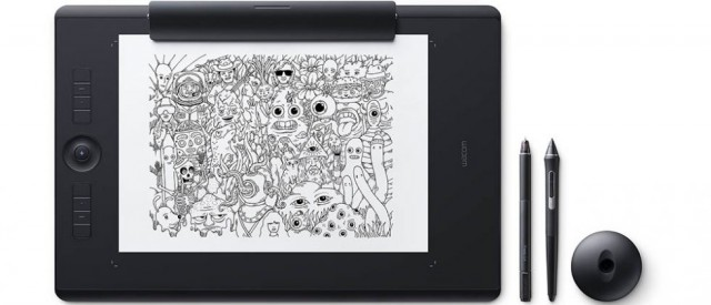 Wacom PTH660P Pro Paper Edition Medium Graphics Tablet