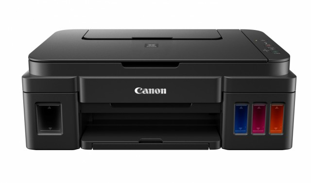 Canon Pixma G2000 All-In-One InkJet Color Printer