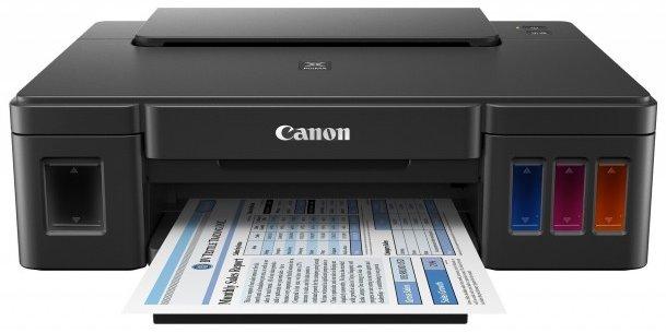 Canon Pixma G1000 Single Funtion Inkjet Color Printer Price