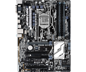 Asus Prime Z270K LED Illumination Desktop PC Motherboard