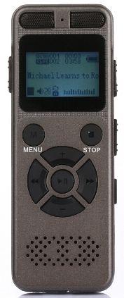Speed Data GH-300 Digital 8GB 10 Hours Voice Recorder